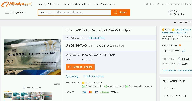 $2.46$ ile 7.05$ arasında üreticisinden satılan Alçısız Amerikan Ateli Senboni XB430 Alibaba Satış Fiyatı