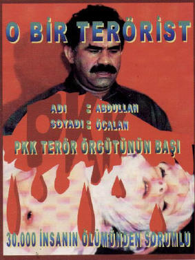 Anti PKK - Terorist Abdullah Ocalan